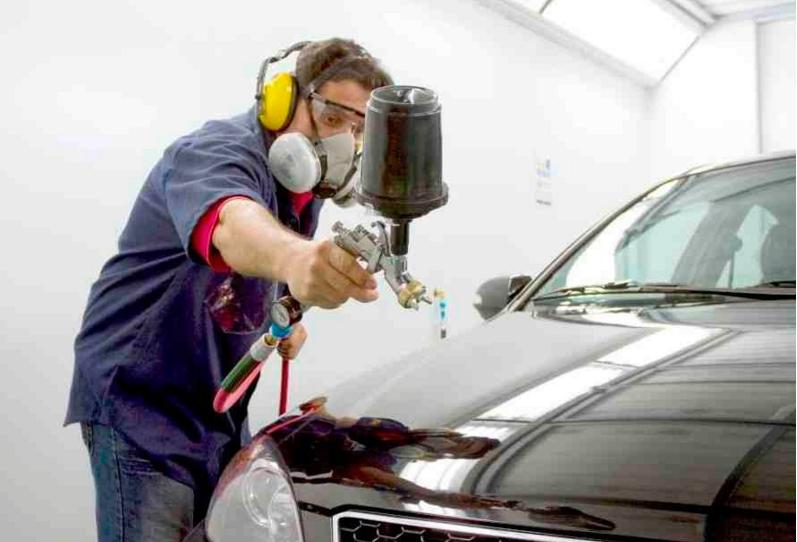 Косметический ремонт авто